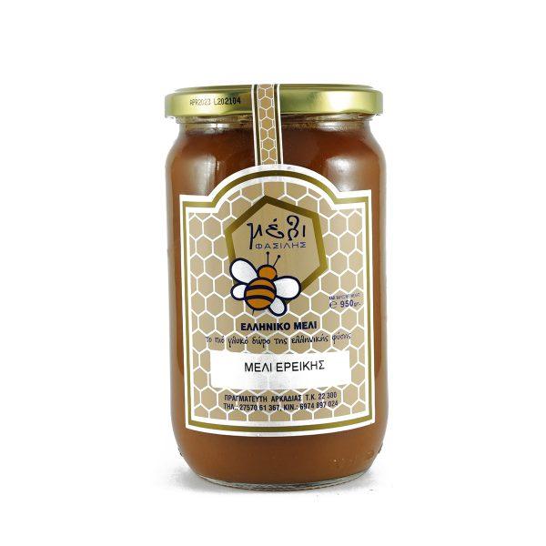 Μέλι ερείκης 950γρ.
