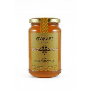 Μέλι θυμάρι & βότανα 450γρ.