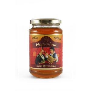 Μέλι θυμαρίσιο Κρήτης 450γρ.