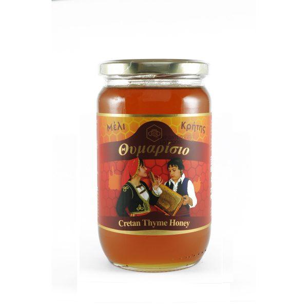 Μέλι θυμαρίσιο Κρήτης 920γρ.