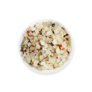 Αλάτι Μεσολογγίου με βότανα