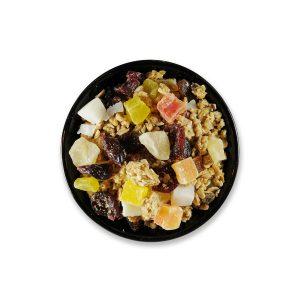 Μούσλι crunchy με φρούτα