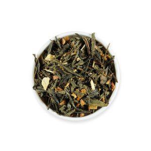 Τσάι πράσινο βανίλια & λεμόνι