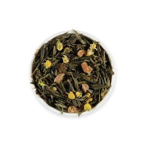 Τσάι πράσινο φράουλα σαμπανιζέ