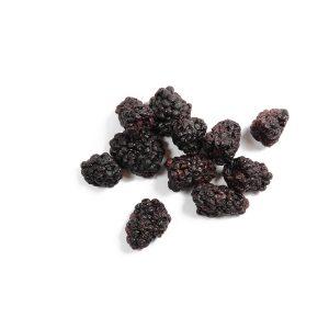 Blackberries χωρίς ζάχαρη