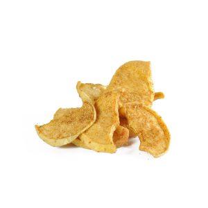 Chips μήλου με κανέλα