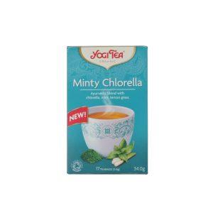 Yogi Tea Minty Chlorella BIO